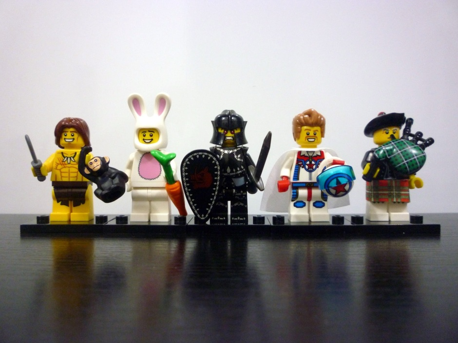 Lego Minifigures Series 7 Part 2