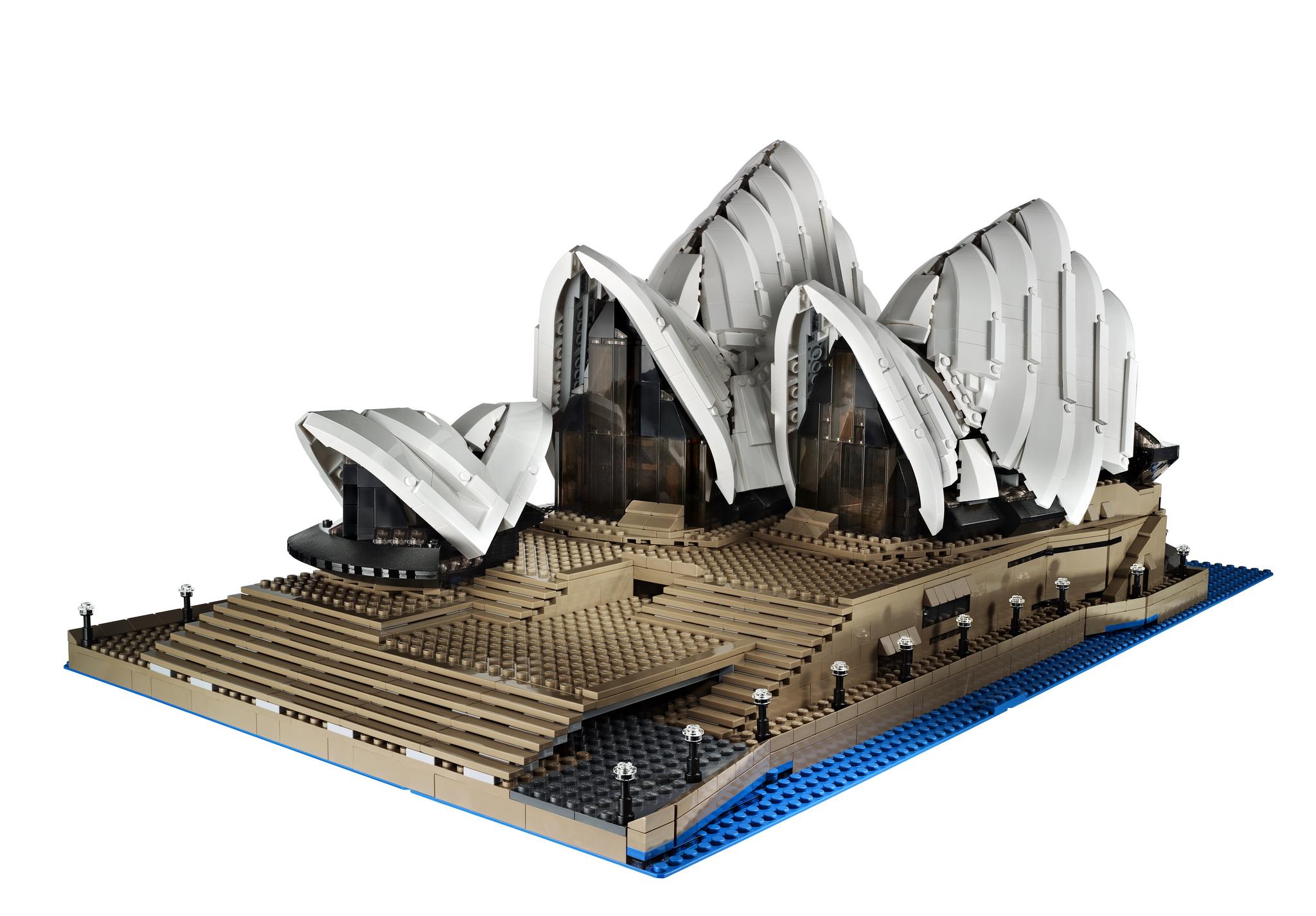 LEgo 10234 Sydney Opera House (1)