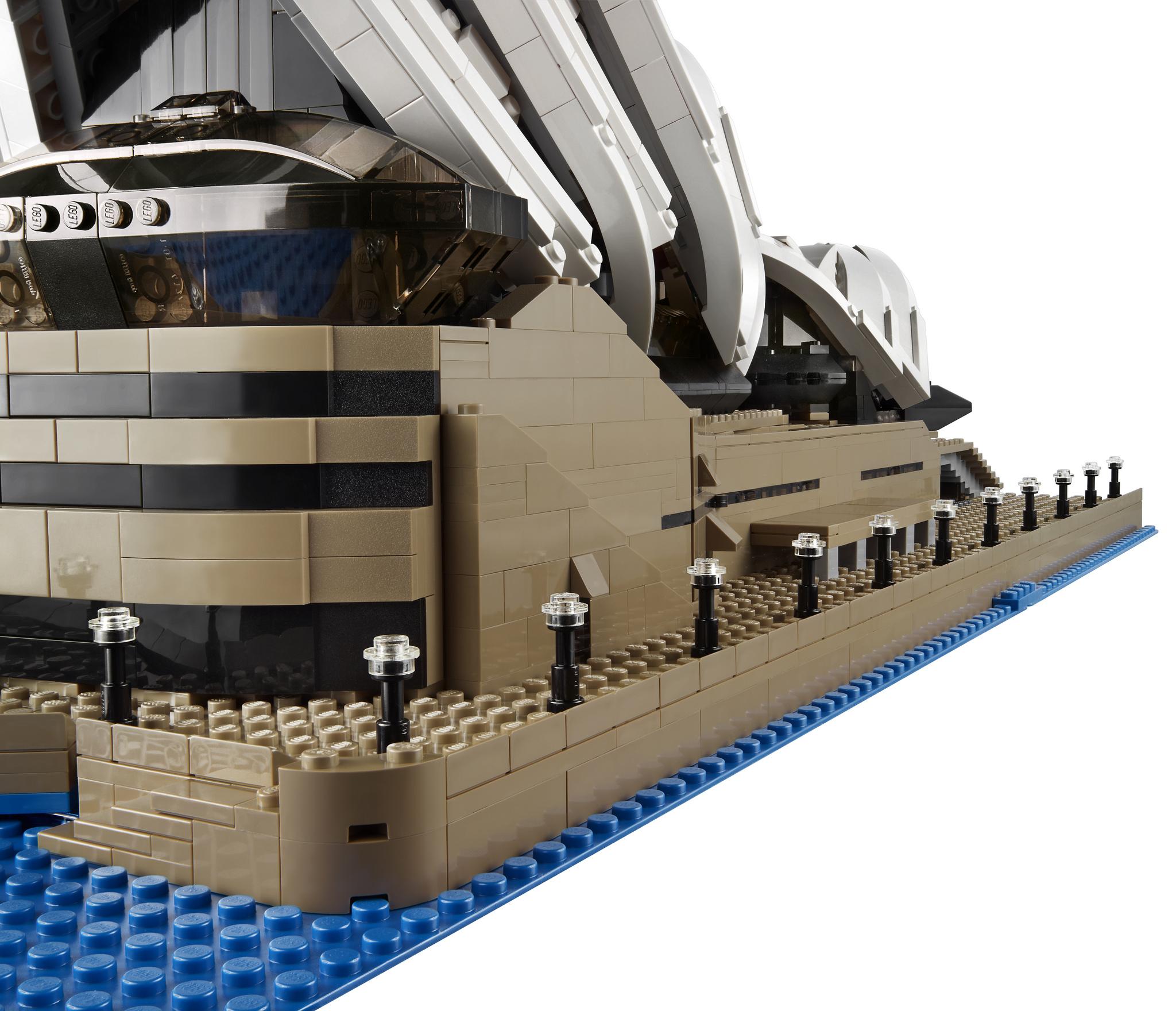 LEgo 10234 Sydney Opera House (2)